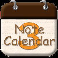 ノートカレンダー(メモ) アイコン