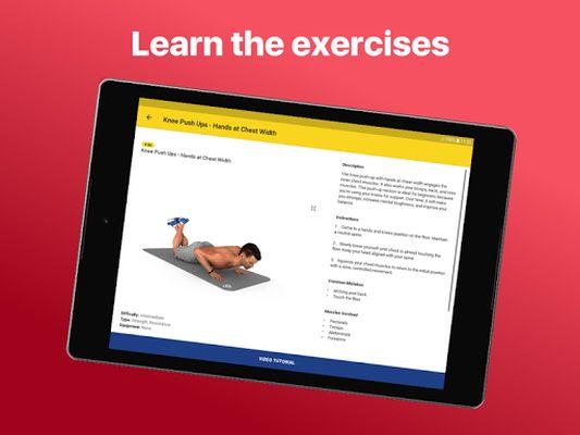 Image 5 of Pectoral Training