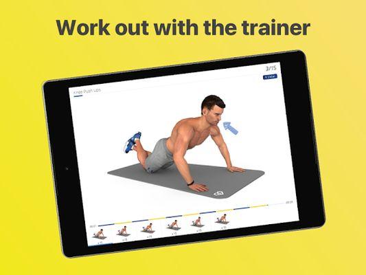 Image 4 of Pectoral Training