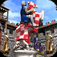 Ikon Warrior Chess