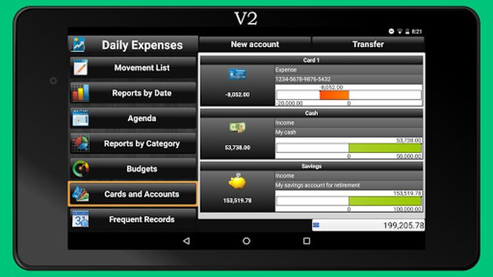 Image 13 of License Daily Expenses