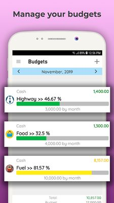 Image 3 of License Daily Expenses