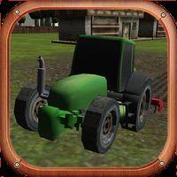 Ícone do 3D Tractor Simulator farm game