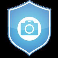 Ícone do Block da câmera - Spy certeza