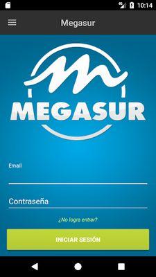 Megasur screenshot apk 4