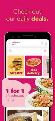 Image from foodpanda - Food Delivery
