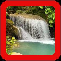 Ikona Wodospad na żywo Tapety