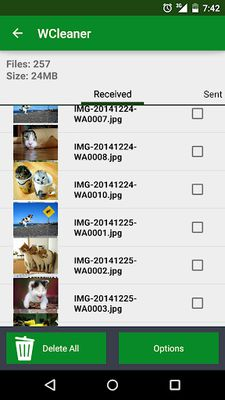 WCleaner Image 4 for WA (No Ad)
