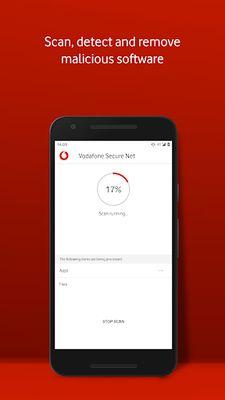 Image 1 of Vodafone Secure Net