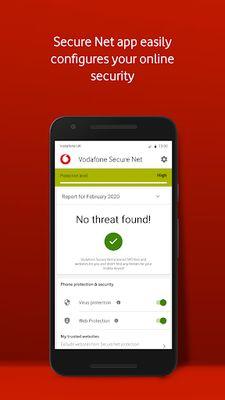 Vodafone Secure Net Video