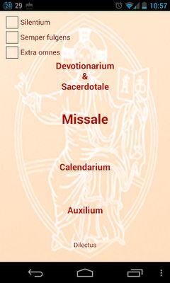 Image 1 of Missale Romanum