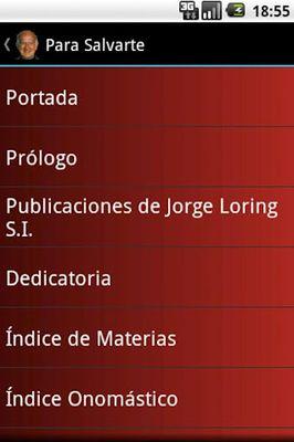 Image 1 of Para Salvarte - Jorge Loring