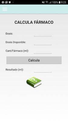 Image 2 of Nursing Calculator