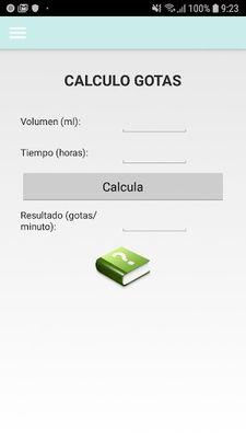 Image 1 of Nursing Calculator