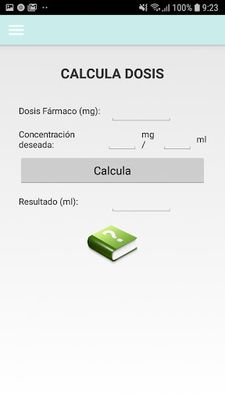 Image 4 of Nursing Calculator