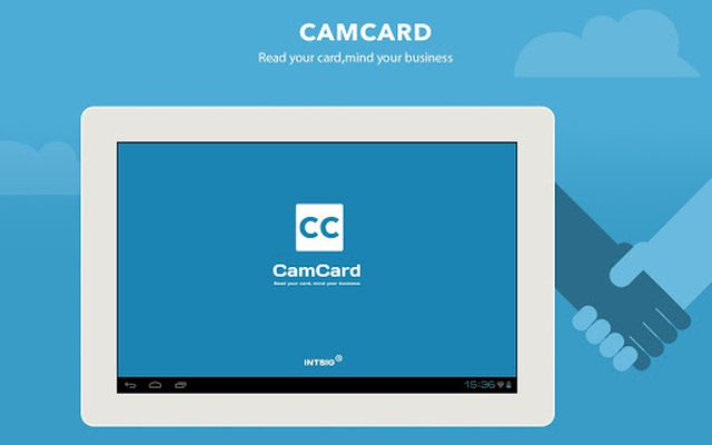CamCard Image 4 - BCR (Western)