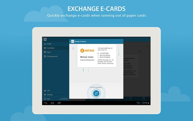 CamCard Image 2 - BCR (Western)