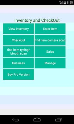 Image 3 of Inventory and CheckOut Free