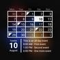Calendar Widget: Month+Agenda