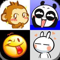 Cute Emoticons Sticker icon