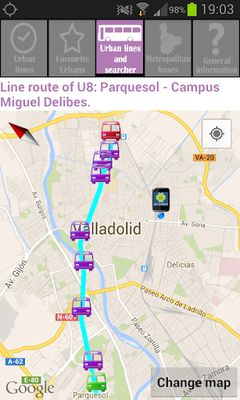 Image 4 of Bus Pucela Pro