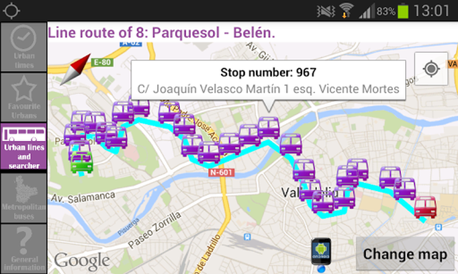 Image 17 of Bus Pucela Pro