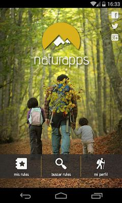 Image 3 of Naturapps hiking trails