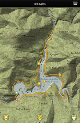 Image 20 of Naturapps hiking trails