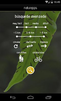 Image 1 of Naturapps hiking trails