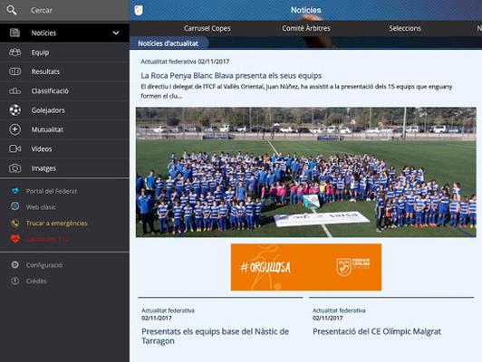 Image 17 of Federació Catalana Futbol FCF