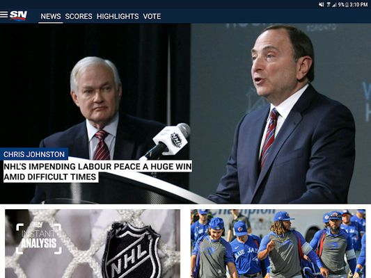 Image from Sportsnet
