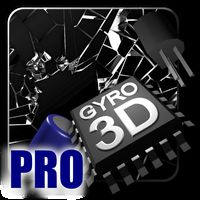 Cracked Screen Gyro 3D PRO Parallax Wallpaper HD icon