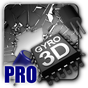 Cracked Screen Gyro 3D PRO Parallax Wallpaper HD