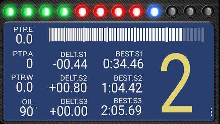 DashMeterPro for GTRx Screenshot 2