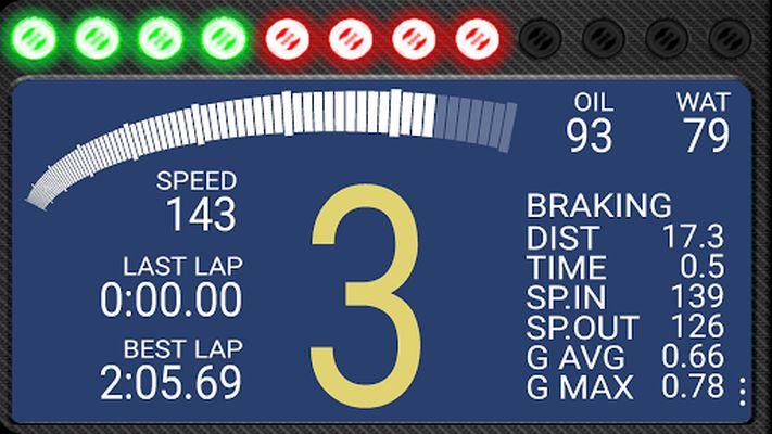 DashMeterPro for GTRx Screenshot 1