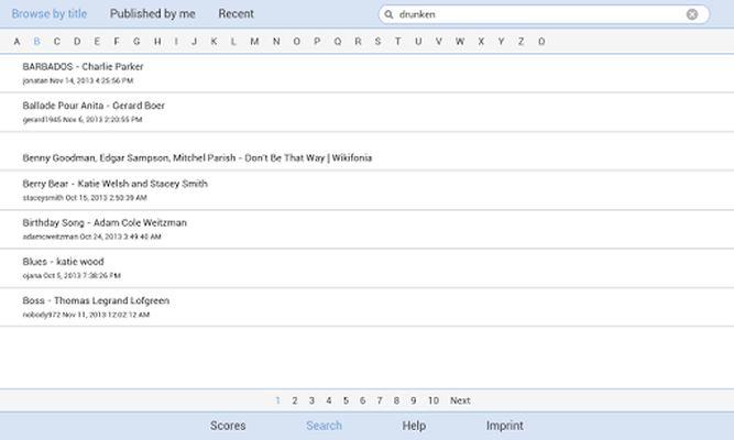 Scorio Music Notator 2.0 image 3