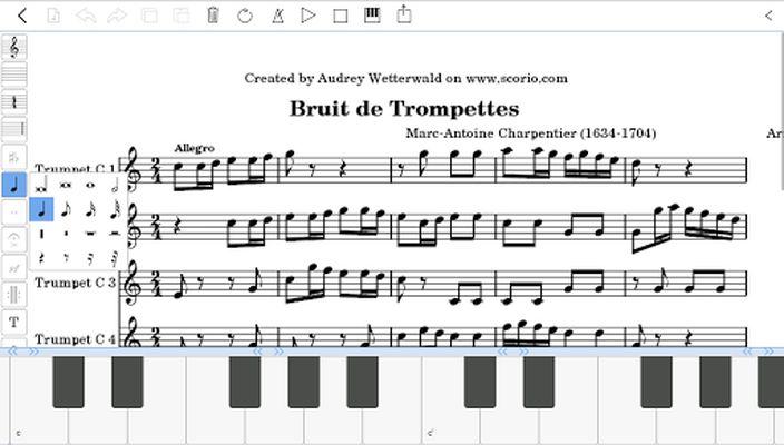 Scorio Music Notator 2.0 image 2