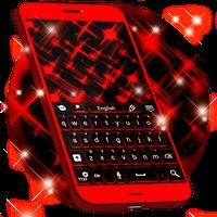 Icono de teclado Red