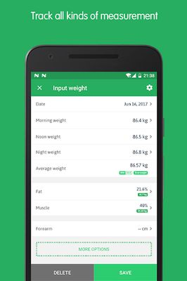 Image 4 of Weight Wizard