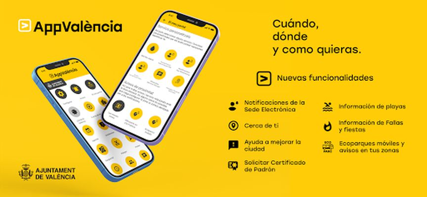 Image 3 of App Valencia