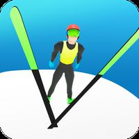 Ski Jump Simgesi