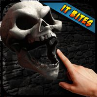 Skull Live Wallpaper 3D icon