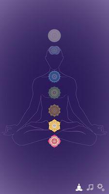 Image 7 of My meditation on the chakras