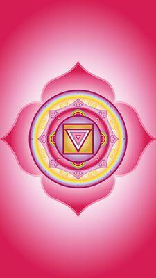 Image of My meditation of the chakras