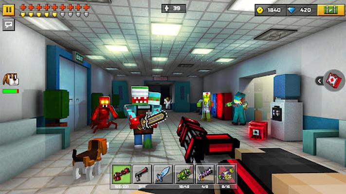 Pixel Gun 3d Pc Kostenlos Spielen