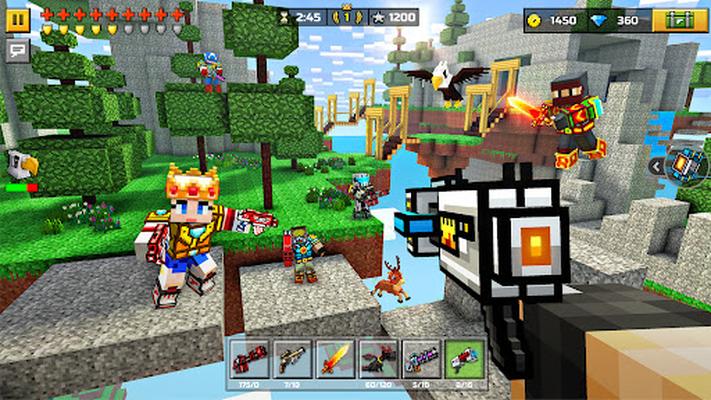 Pixel Gun 3d Spielen Auf Pc
