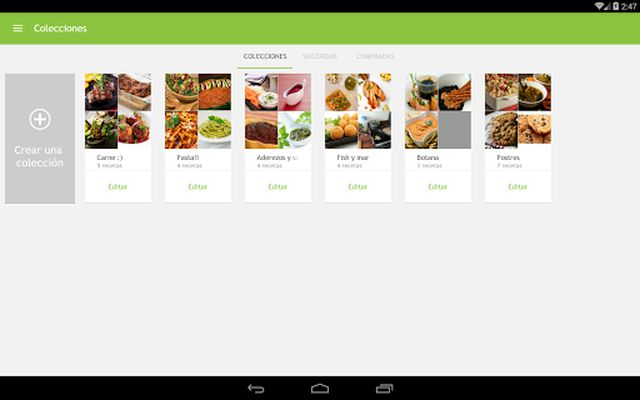 Kiwilimón Recipes Screenshot Apk 0