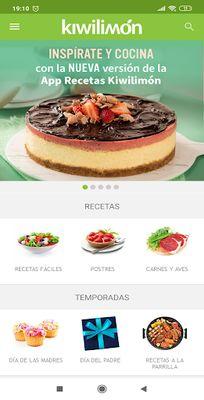 Kiwilimón Recipes Screenshot Apk 11