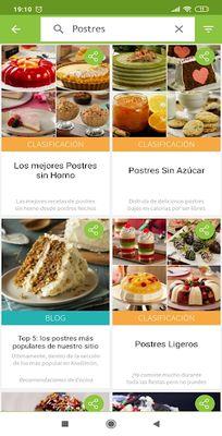 Kiwilimón Recipes Screenshot Apk 10