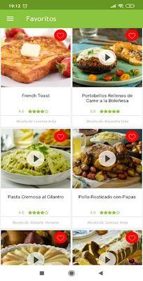 Kiwilimón Recipes Screenshot Apk 8